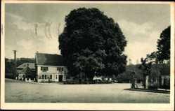 Postcard Ratingen im Kreis Mettmann, Gaststätte Krummenweg, Inh. J. Doerenkamp