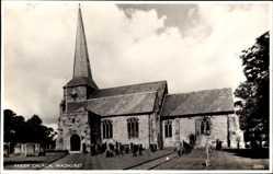 Postcard Wadhurst South East, Parish Church, Ansicht der Kirche