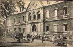 Postcard Le Cateau Cambrésis Nord, Hôpital Paturale, Krankenhaus