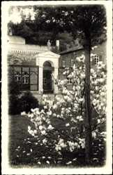 Postcard Bad Neuenahr Ahrweiler in Rheinland Pfalz, Eingang zur Apollinarisquelle