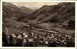 Postcard Bad Hindelang im Oberallgäu, Allgäuer Alpen, Rauhhorn, Kugelhorn, Ort