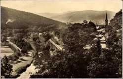 Postcard Betzdorf im Landkreis Altenkirchen Westerwald Rheinland Pfalz, Siegtal,Kirche