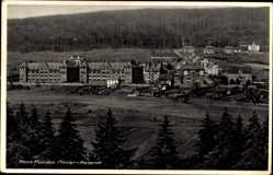 Postcard Hann. Münden in Niedersachsen, Pionier Kaserne