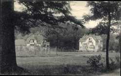 Postcard Tabarz im Thüringer Wald, Partie im Lauchagrund, Villa Arnhold, Wald