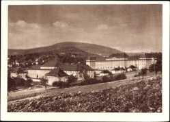 Postcard Königstein im Taunus Hessen, Stadtansicht, Gebäude, Anstalt für Priester