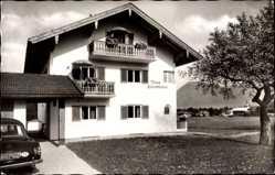 Postcard Bad Wiessee im Kreis Miesbach Oberbayern, Haus Porstmann, Auerweg 37