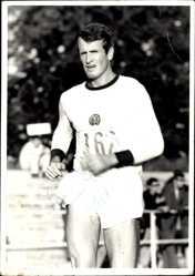 Foto Ak DDR, Leichtathlet, Geher, Portrait, Nr 162