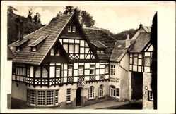 Postcard Blankenheim Eifel, Biermann's Hotel Kölner Hof