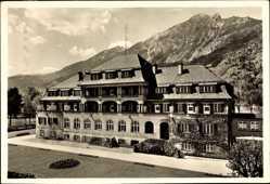 Postcard Bad Reichenhall in Oberbayern, Versorgungsanstalt Prinzregent Luitpoldheim