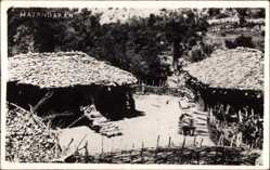 Foto Ak Māzandarān Marandaran Iran, Dorf, Einfache Hütten