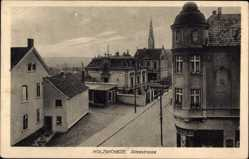 Postcard Holzwickede im Ruhgebiet Nordrhein Westfalen, Blick in die Alleestraße