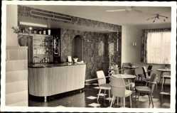 Postcard Hallenberg im Hochsauerland, Cafe Pension Anthe, Auf der Aue 358