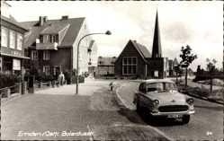 Postcard Emden Ostfriesland, Partie an Bolardusstraße, Opel, EMD C 833