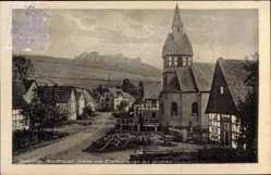 Postcard Elleringhausen Olsberg im Hochsauerlandkreis, Bruchhauser Steine