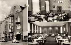 Postcard Mayen im Landkreis Mayen Koblenz, Hotel zum Alten Fritz, Koblenzer Straße 53