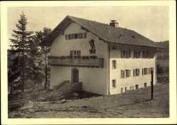 Postcard Undorf Nittendorf Oberpfalz, Diözesan Exerzitienheim Haus Werdenfels