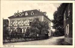 Postcard Müllheim im Kreis Breisgau Hochschwarzwald, Christliches Vereinshaus