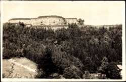 Foto Ak Srebrna Góra Silberberg Schlesien, Eulengebirge, Festung