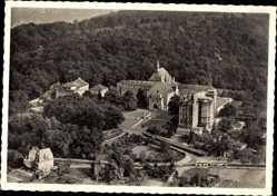 Postcard Bonn in Nordrhein Westfalen, Blick auf das St. Marienhospital, Venusberg