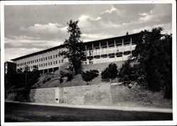 Postcard Stuttgart in Baden Württemberg, Dt. Jugendherbergswerk, Jugendherberge