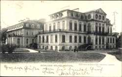 Postcard Calden Hessen, Ansicht vom Schloss Wilhelmsthal