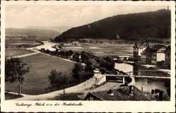 Postcard Eschwege im Werra Meißner Kreis, Blick von der Karlskirche