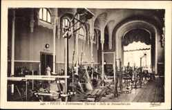 Ak Vichy Allier, Établissement Thermal, Salle de Mécanothérapie