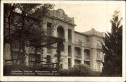 Postcard Rogaska Slatina Slowenien, Aleksandrov dom, Gebäude