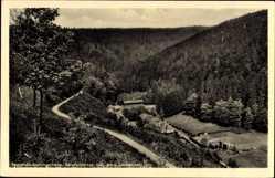 Postcard Bad Liebenzell im Schwarzwald, Jugenderholungsheim Monbachtal