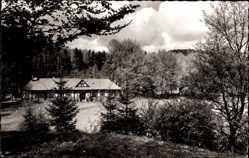 Postcard Stadtoldendorf in Niedersachsen, Blick auf das Schützenhaus