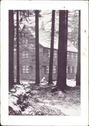 Postcard Oderbrück Braunlage im Oberharz, Harzheim der Gaußschule