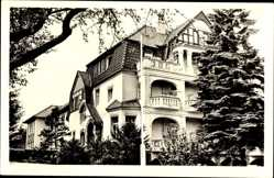 Postcard Bad Salzuflen im Kreis Lippe, Sanatorium Sopheinhaus, Rotes Kreuz
