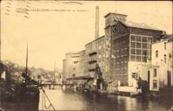 Postcard Charleroi Hennegau Wallonien, Moullin de la Sambre