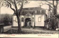 Postcard Oberdollendorf Königswinter im Rhein Sieg Kreis, Klosterruine Heisterbach