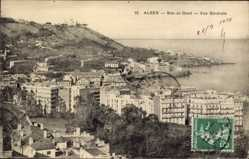 Postcard Algier Alger Algerien, Bab el Oued, Vue generale, Blick auf den Ort
