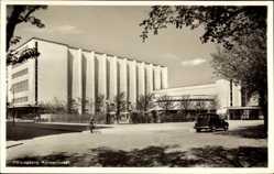 Postcard Helsingborg Schweden, Konserthuset, Blick auf das Konzerthaus