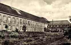 Postcard Gardelegen im Altmarkkreis Salzwedel, Blick auf das Kreiskrankenhaus