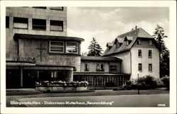 Postcard Elbingerode Oberharz am Brocken, Diakonissen Mutterhaus Neuvandsburg