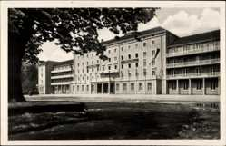 Postcard Friedrichroda Thüringen, Partie am FDGB Erholungsheim