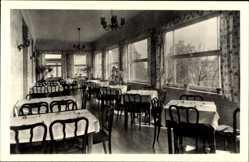 Postcard Friedrichroda im Thüringer Wald, Sanatorium Tannenhof, Waldstraße 17, 23
