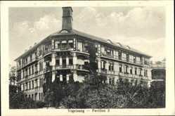 Postcard Vogelsang Gommern Kr. Jerichower Land, Pavillon 3