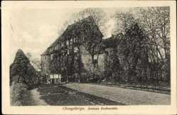 Postcard Wintzingerode Leinefelde Worbis, Schloss Bodenstein im Ohmgebirge