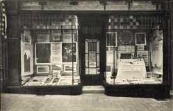 Ak Blankenburg am Harz, Ausstellung gegen d. Missbrauch geistiger Getränke