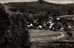Postcard Hohendorf Bad Brambach Vogtland, Blick auf Ort und Umgebung
