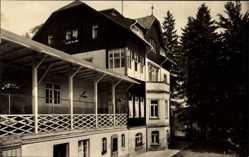 Postcard Bad Elster im Vogtland, Heimdall, Sonnenlichtheilstätte f. Kinder Stat. IV
