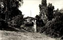 Postcard Sohl Ak Bad Elster im Vogtland, Erholungsheim der Inneren Mission