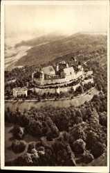 Postcard Coburg in Oberfranken, Das schöne Deutschland, WHW Bild 17, Feste Coburg