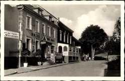 Postcard Wiehl im Oberbergischen Kreis, Hotel zur Post, W. Passmann