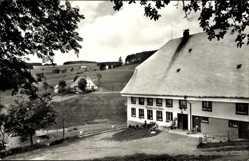 Postcard Titisee Neustadt im Breisgau Hochschwarzwald, Gasthaus zum Josen, Bes Löffler