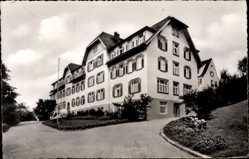 Postcard Lorch im Rheingau Taunus Kreis Hessen, Beobachtungskrankenhaus